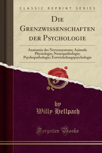 Die Grenzwissenschaften der Psychologie als Tas...