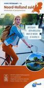 Radwanderkarte 13 Noord Holland zuid,Amsterdam & Kennemerland 1:50 000