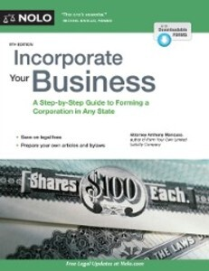 Incorporate Your Business als eBook Download vo...