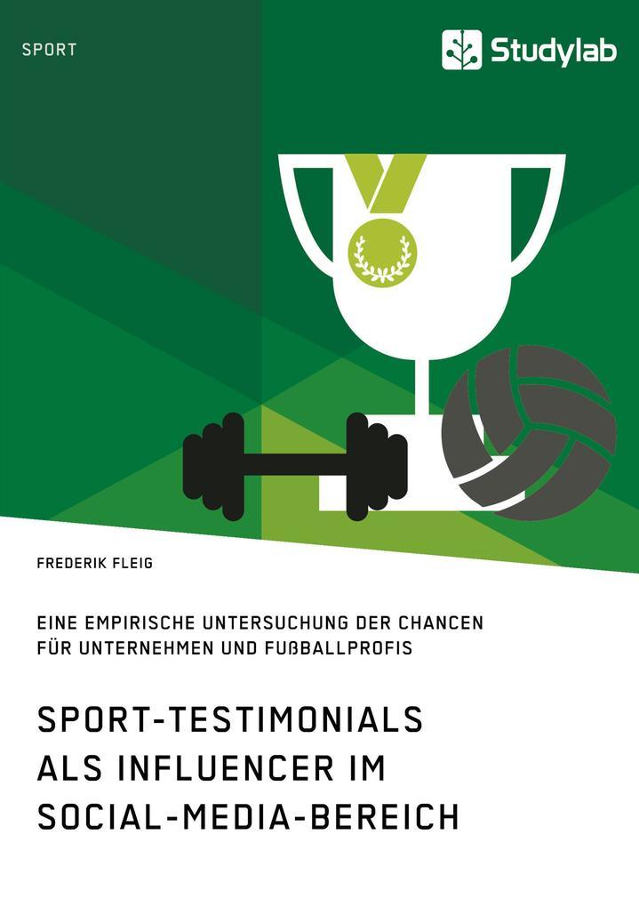 Sport-Testimonials als Influencer im Social-Med...