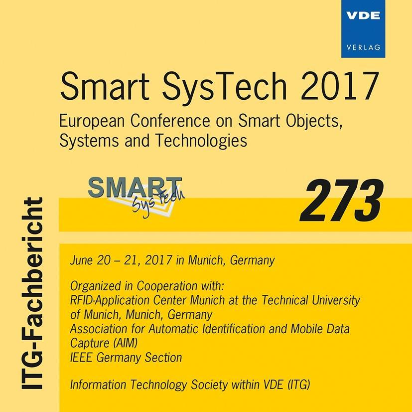 ITG-Fb. 273: Smart SysTech 2017