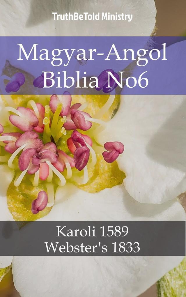 Magyar-Angol Biblia No6