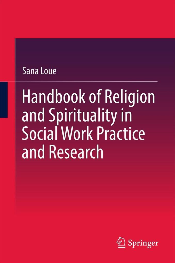 Handbook of Religion and Spirituality in Social...
