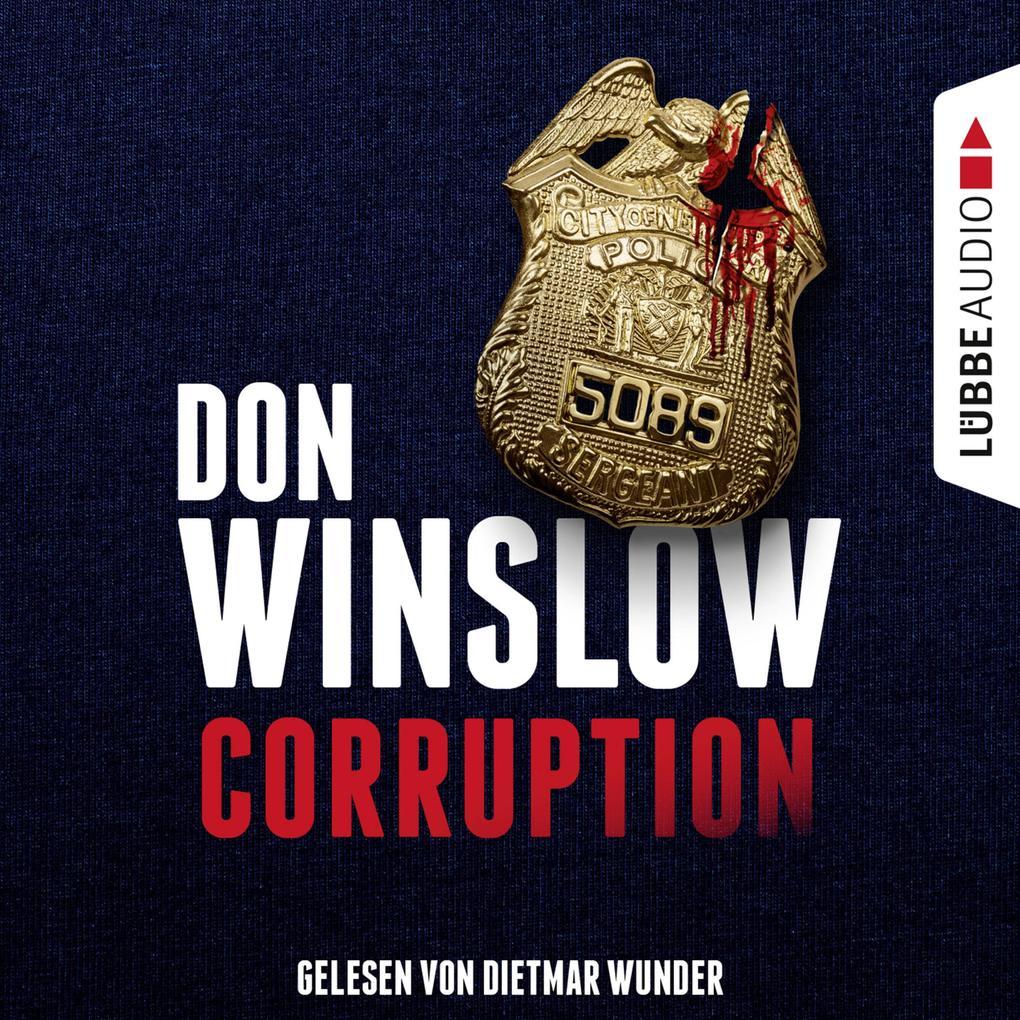 Corruption (Ungekürzt) als Hörbuch Download