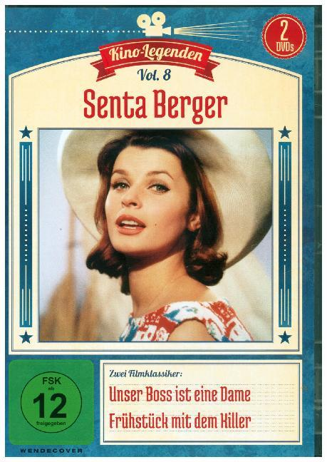 Kino-Legenden;(8)Senta Berger