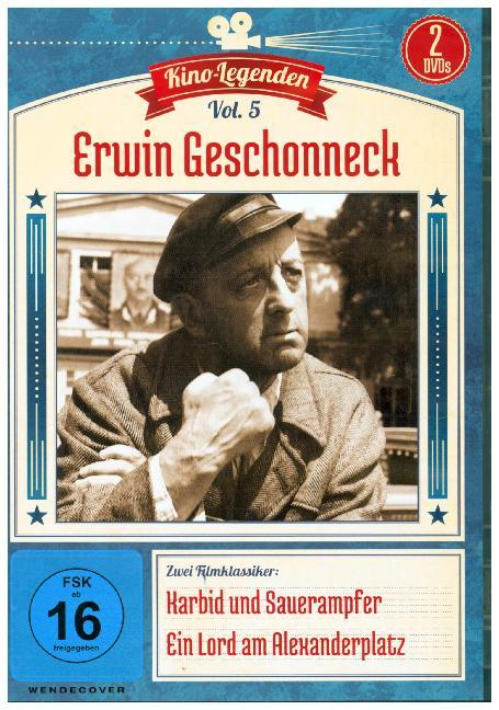 Kino-Legenden;(5)Erwin Geschonneck