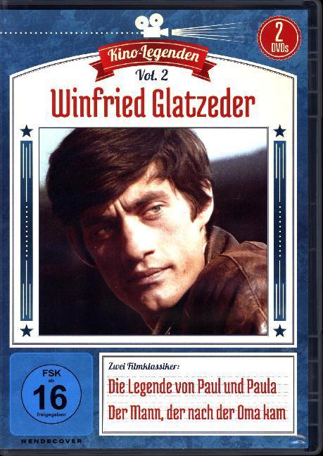 Kino-Legenden;(2)Winfried Glatzeder