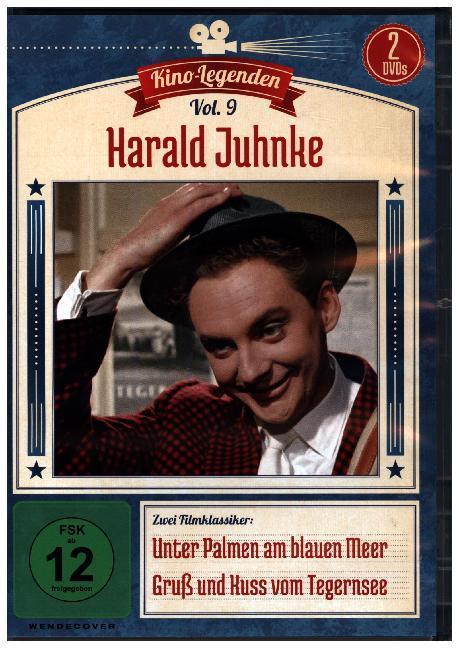 Kino-Legenden;(9)Harald Juhnke