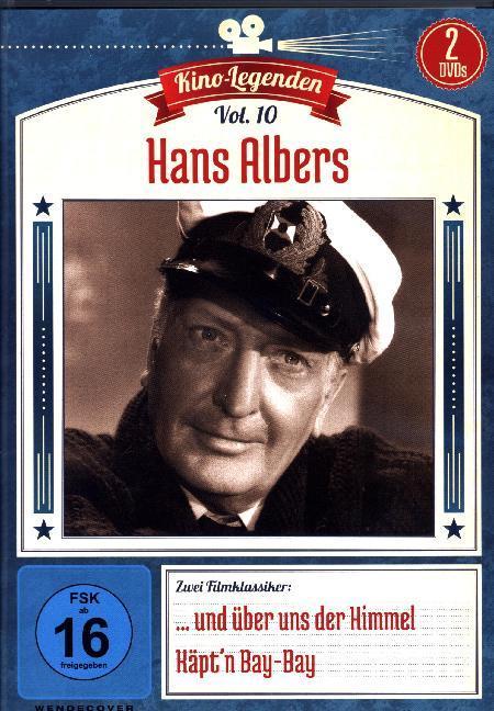 Kino-Legenden;(10)Hans Albers