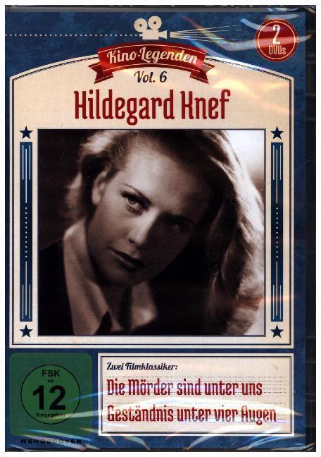 Kino-Legenden;(6)Hildegard Knef