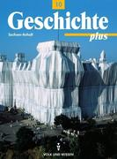 Geschichte plus 10. Lehrbuch. Sachsen-Anhalt. Förderstufe