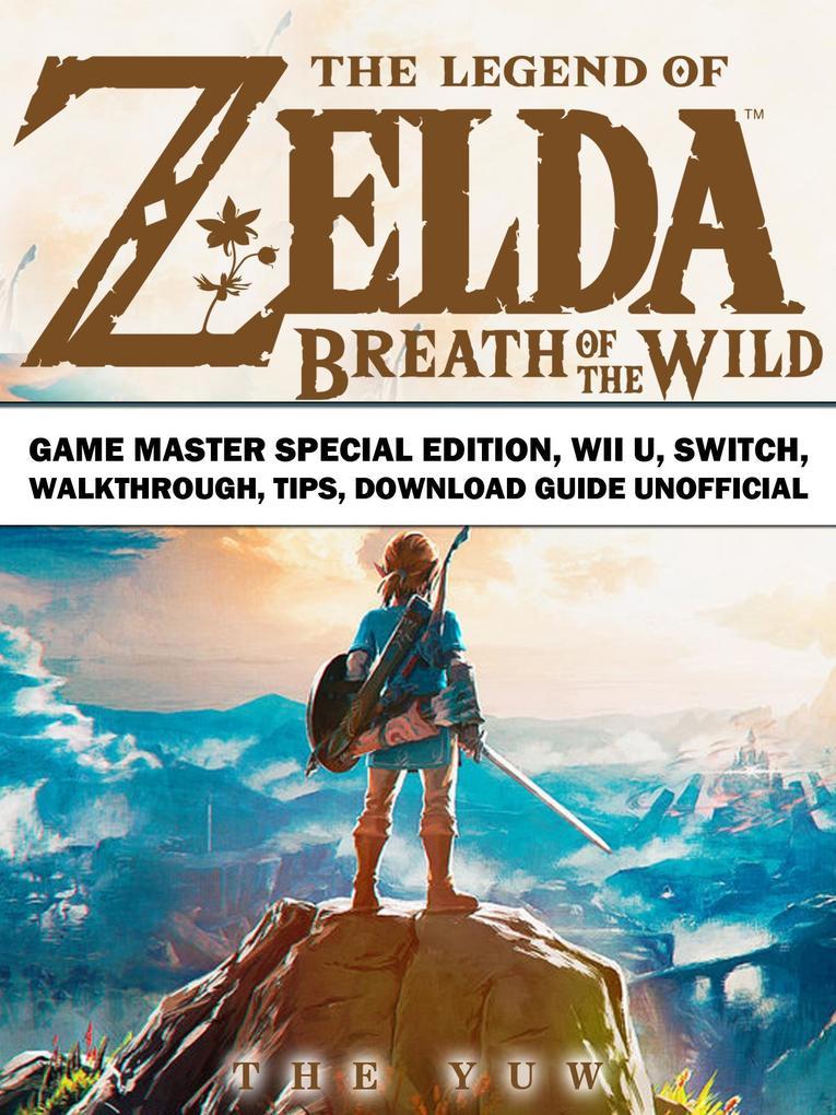 The Legend of Zelda Breath of the Wild Game Mas...