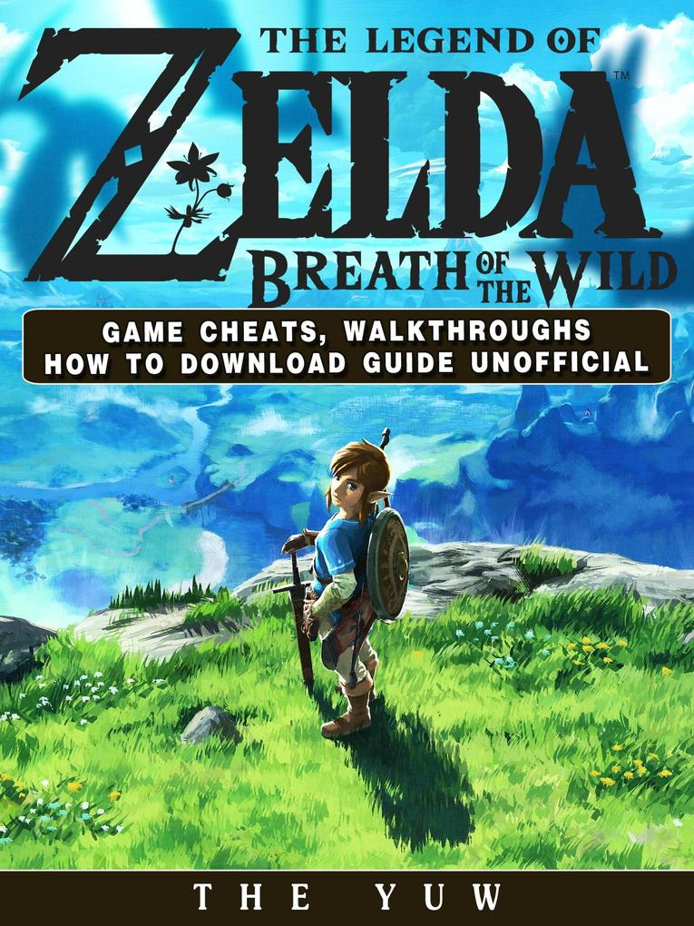 The Legend of Zelda Breath of the Wild Game Che...