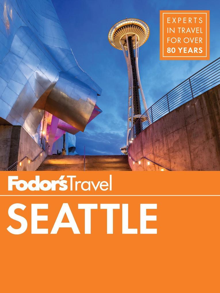 Fodor´s Seattle als eBook Download von Fodor´S ...