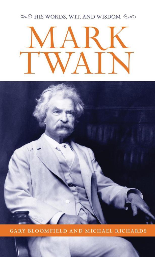Mark Twain als eBook Download von Gary Bloomfie...