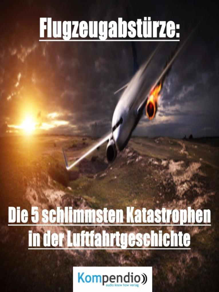 Flugzeugabstürze als eBook