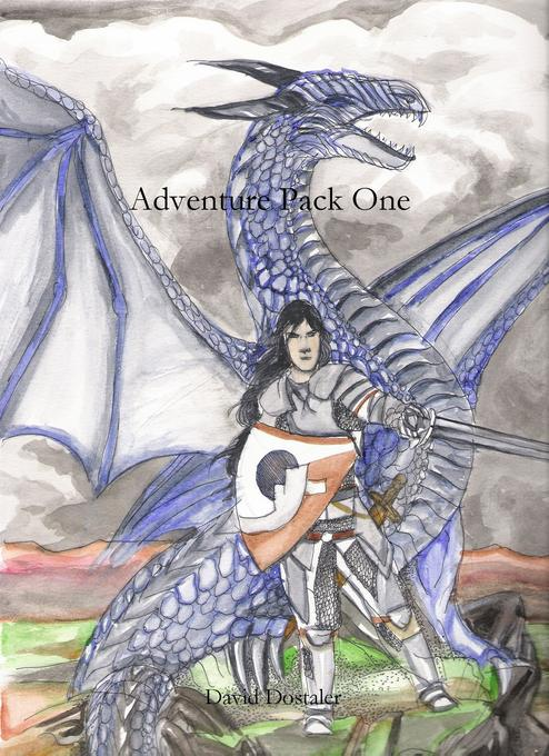 Adventure Pack One Free RPG Adventures als eBoo...