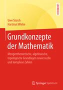 Grundkonzepte der Mathematik