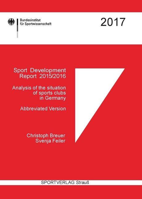 Sport Development Report 2015/2016 als Buch von...