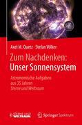 Zum Nachdenken: Unser Sonnensystem