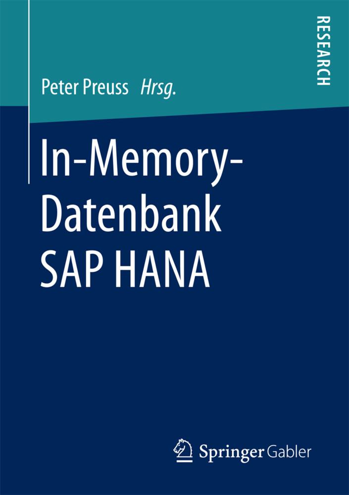 In-Memory-Datenbank SAP HANA als Buch von