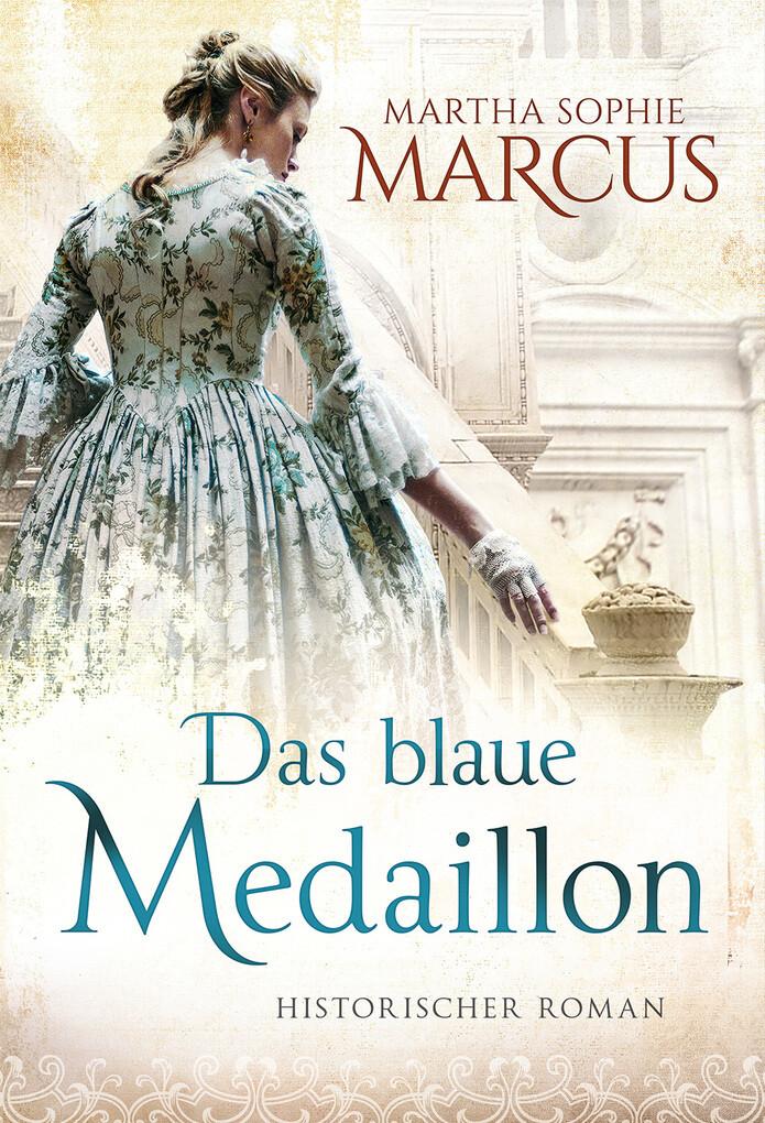 Das blaue Medaillon als eBook