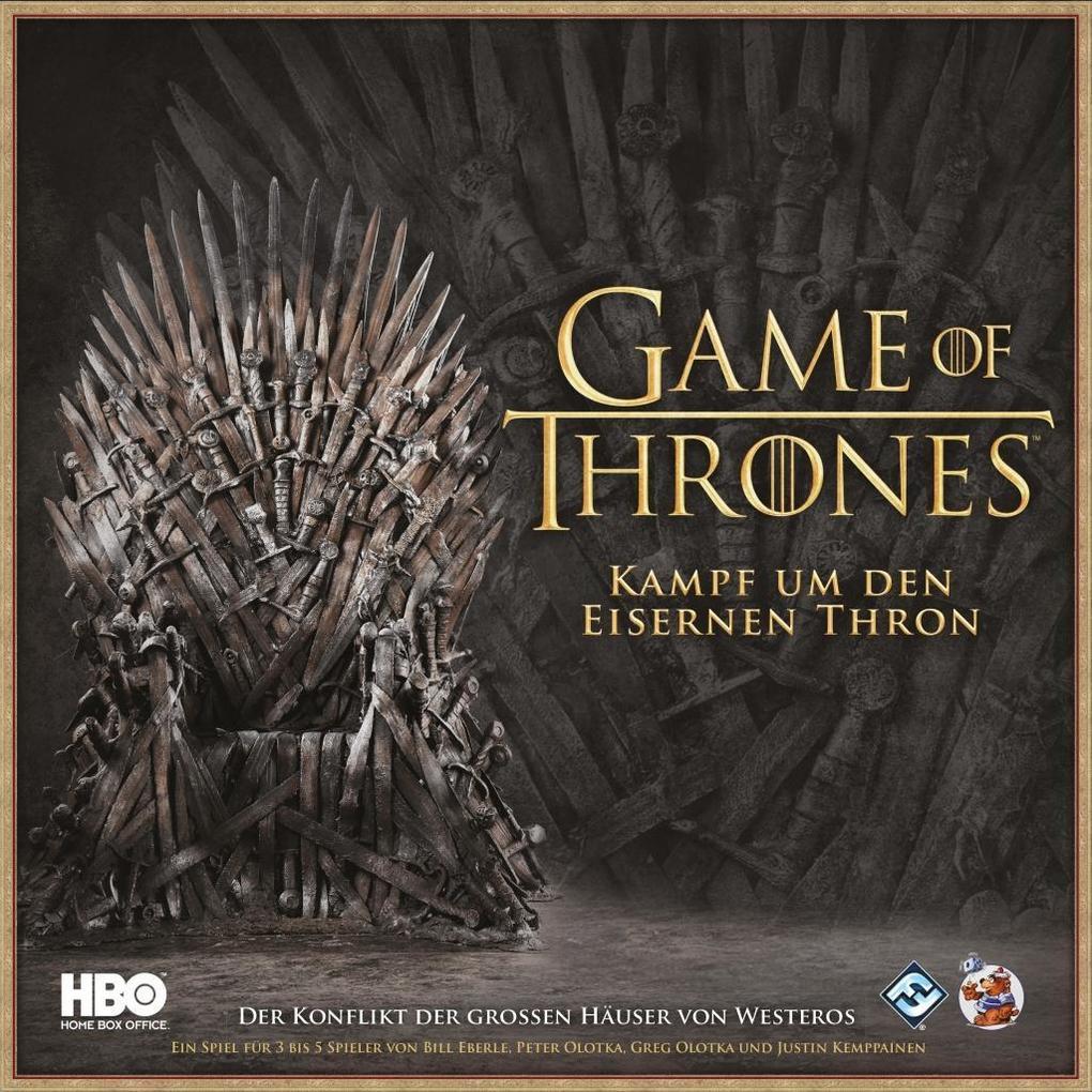 Game of Thrones: Kampf um den Eisernen Thron als Spielwaren