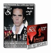 Titelstory Nick Cave And The Bad Seeds, m. Audio-CD