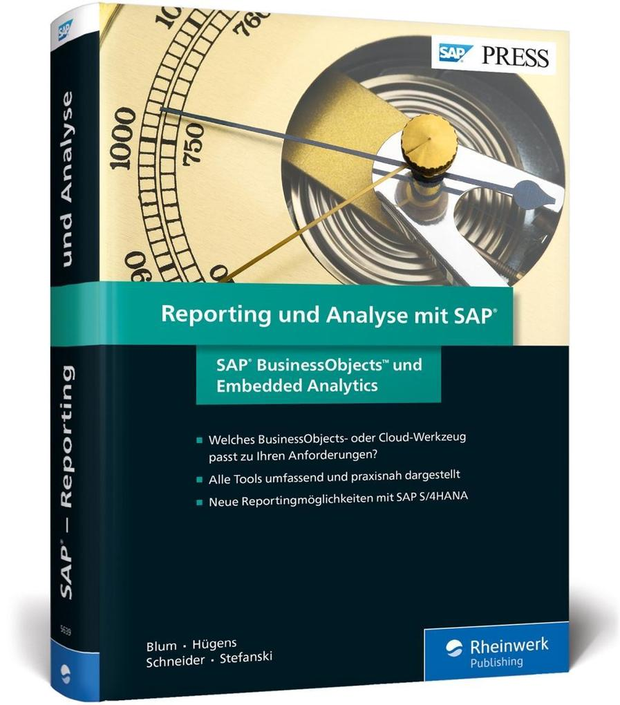 Reporting und Analyse mit SAP als Buch von Stev...