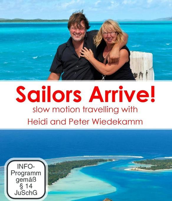Sailors Arrive! Seefahrer kommen an! als DVD