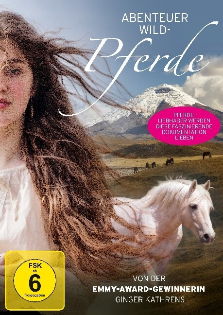 Abenteuer Wild-Pferde