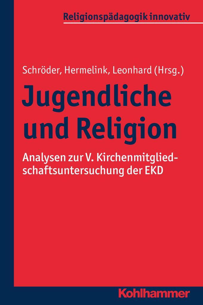 Jugendliche und Religion als eBook pdf