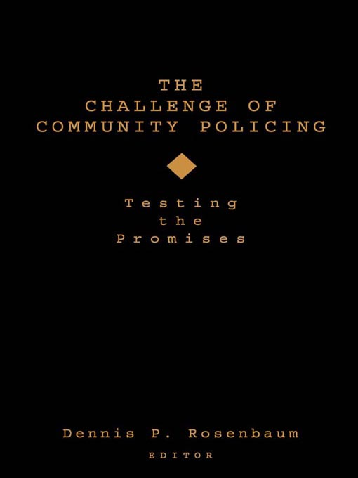 The Challenge of Community Policing als eBook D...