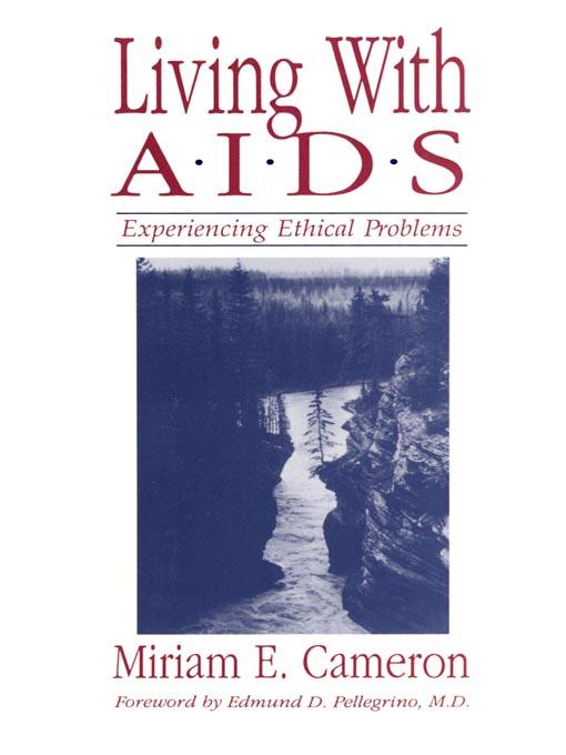 Living with AIDS als eBook Download von Miriam ...