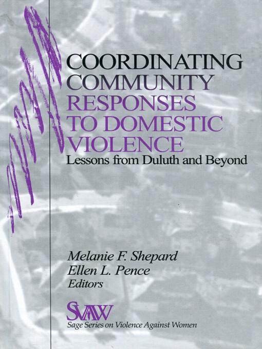 Coordinating Community Responses to Domestic Vi...