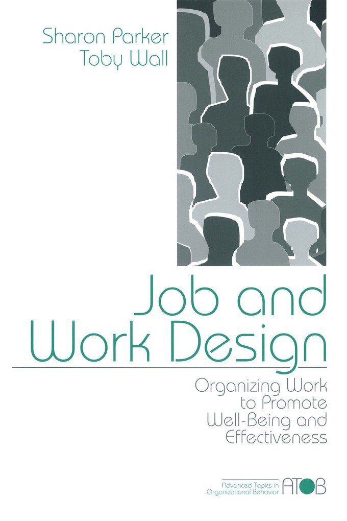 Job and Work Design als eBook Download von Shar...