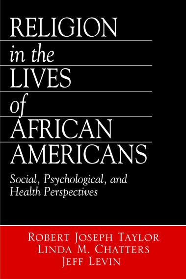 Religion in the Lives of African Americans als ...