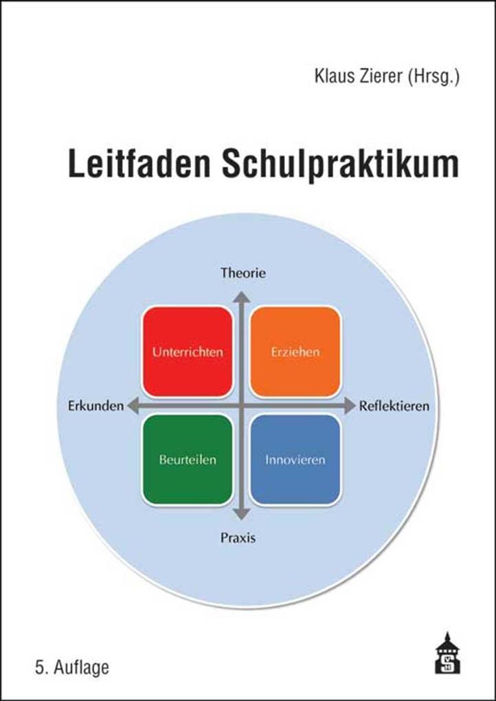 Leitfaden Schulpraktikum als Buch