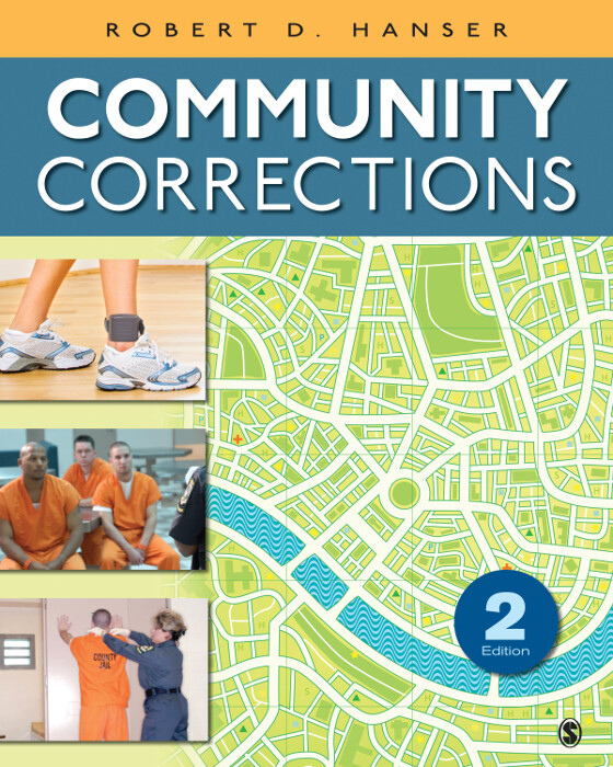 Community Corrections als eBook Download von Ro...