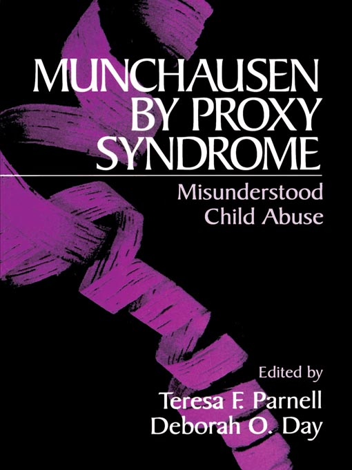 Munchausen by Proxy Syndrome als eBook Download...