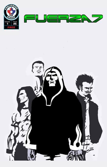 Fuerza 7 #6 als eBook Download von