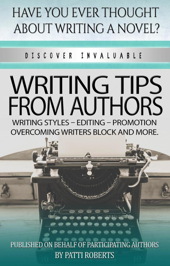 Writing Tips From Authors als eBook Download vo...