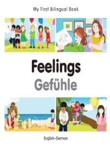 My First Bilingual Book–Feelings (English...