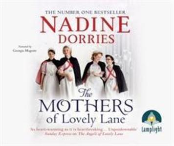 The Mothers of Lovely Lane als Hörbuch CD