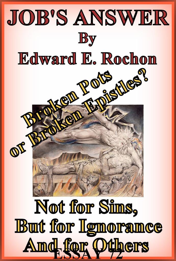 Job´s Answer als eBook Download von Edward E. R...