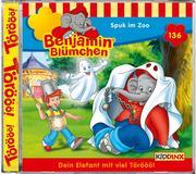 Benjamin Blümchen 136. Spuk im Zoo. Cassette