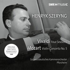 Die vier jahreszeiten/Violinkonzert 5
