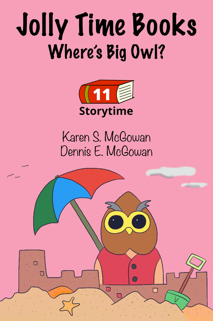 Jolly Time Books: Where´s Big Owl? als eBook Do...