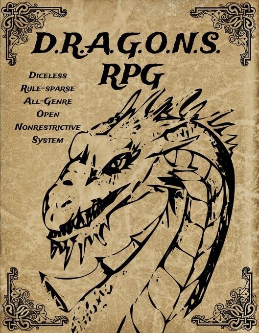 Dragons RPG als eBook Download von Felicia Knight