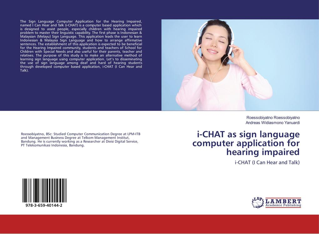 i-CHAT as sign language computer application fo...